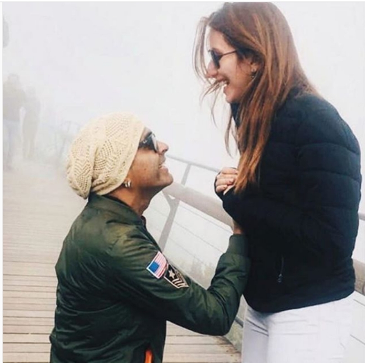 Roadies fame Raghu Ram and singer-fiancee Natalie Di Luccio to have a December wedding