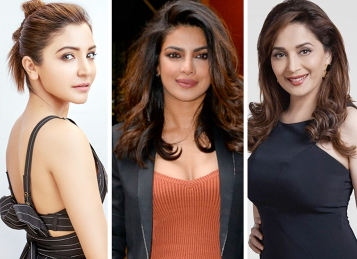 Anushka Sharma, Priyanka Chopra and Madhuri Dixit to produce Indian original for Netflix
