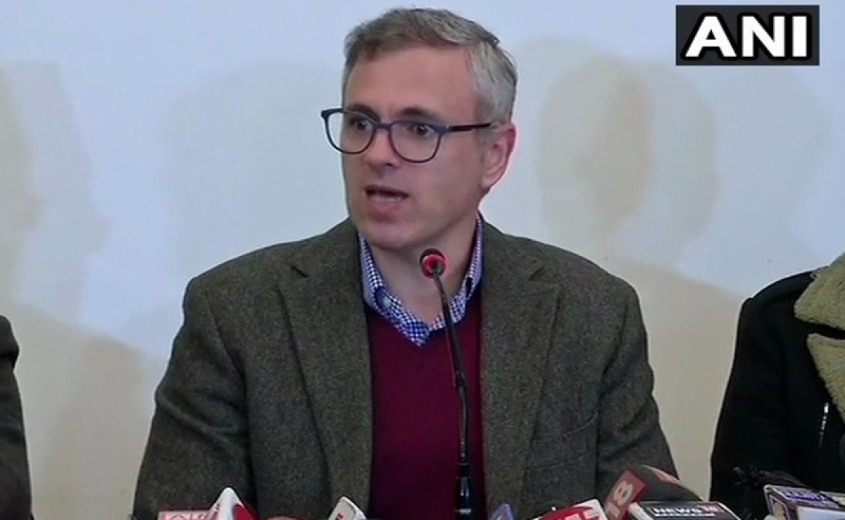 Holding timely elections in Jammu and Kashmir will be test for Modi, says Omar Abdullah