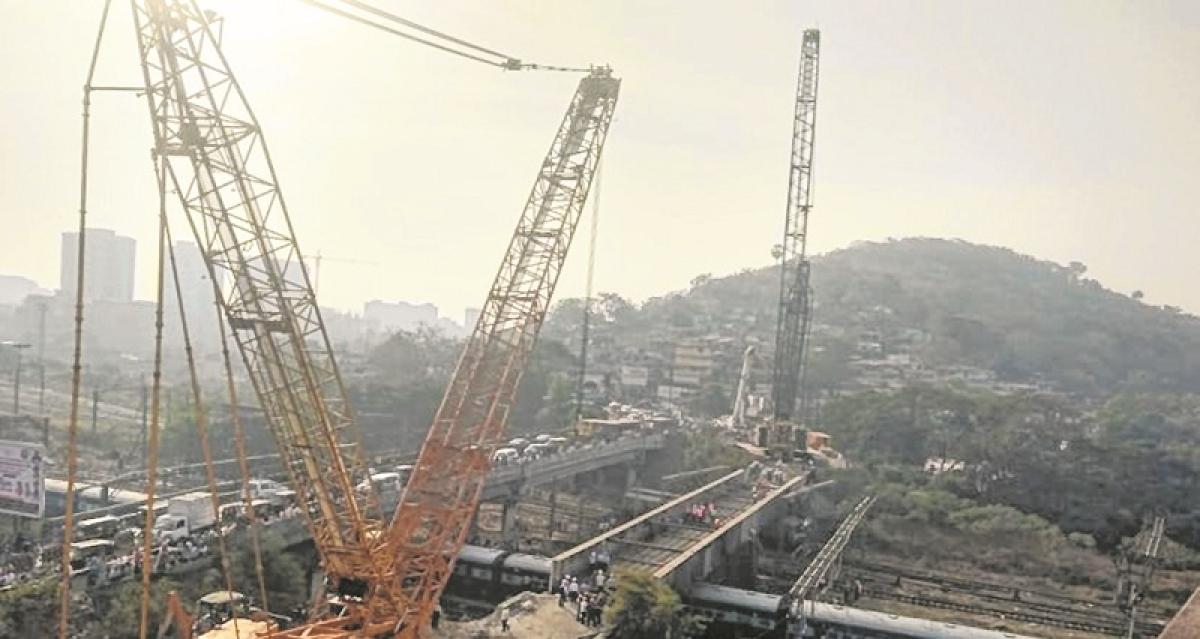 Mumbai: Kalyan's 104-yr-old Patripul successfully dismantled