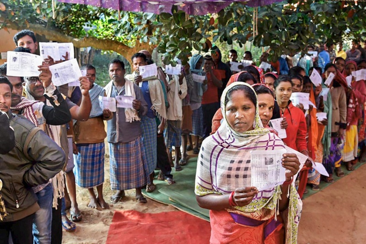 Lok Sabha polls 2019: Notification issued for first phase, nomination process to continue till March 25