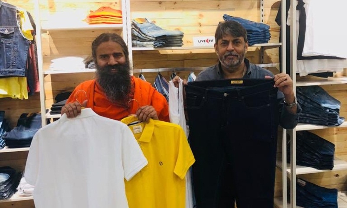 What is Patanjali Paridhan? All you need to know about Ramdev's swadeshi apparel store