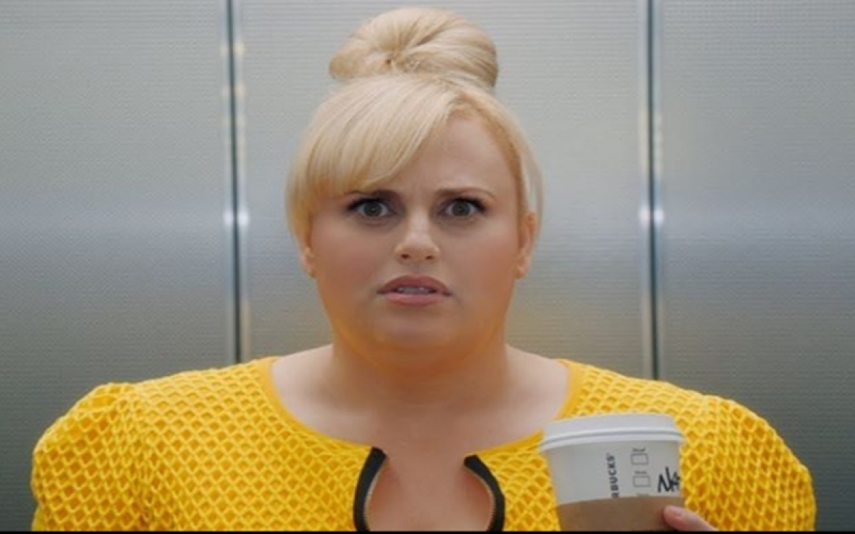 Rebel Wilson apologises for 'first-ever plus-sized' girl comment