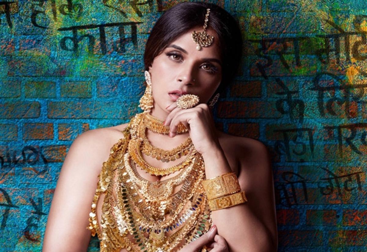 Richa Chadha starrer Shakeela Biopic pays homage to Silk Smitha