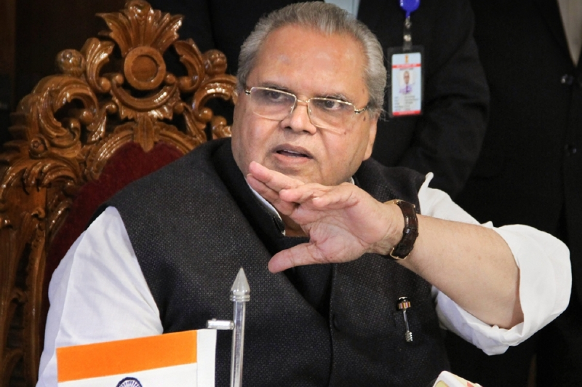 Jammu and Kashmir governor Satya Pal Malik denies changes in Permanent Residence Certificate rules