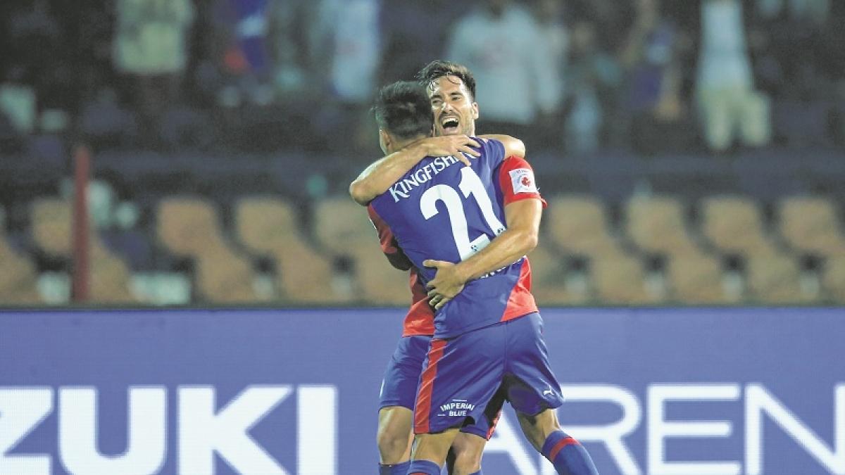 Indian Super League: Udanta Singh's late strike helps Bengaluru beat Dynamos
