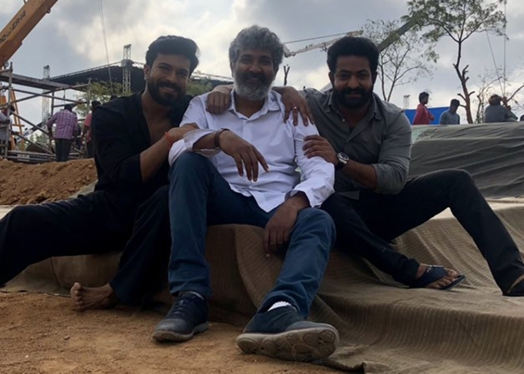 'Baahubali' director SS Rajamouli's next film starring Jr. NTR and Ram Charan 'starts rolling'