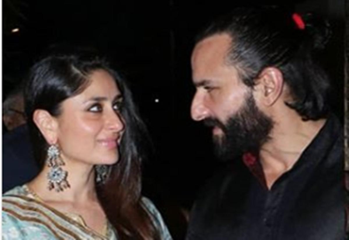 'Kareena doesn't shop for me', says husband Saif Ali Khan
