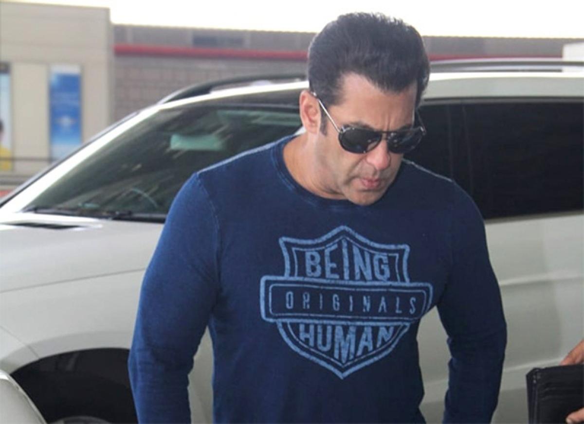 Bharat: Salman Khan gets injured while shooting in Punjab, flies back to Mumbai