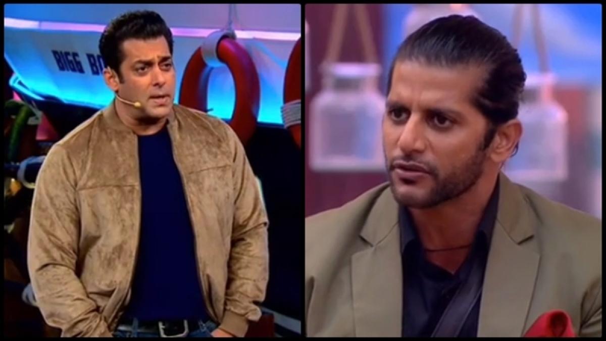 Bigg Boss 12: Salman Khan lashes out at Karanvir Bohra for his wife Teejay's open letter