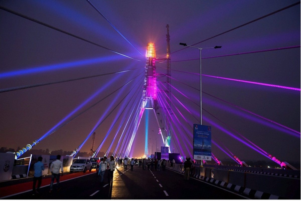 What is Signature Bridge? All you need to read about the new tourist destination of Delhi