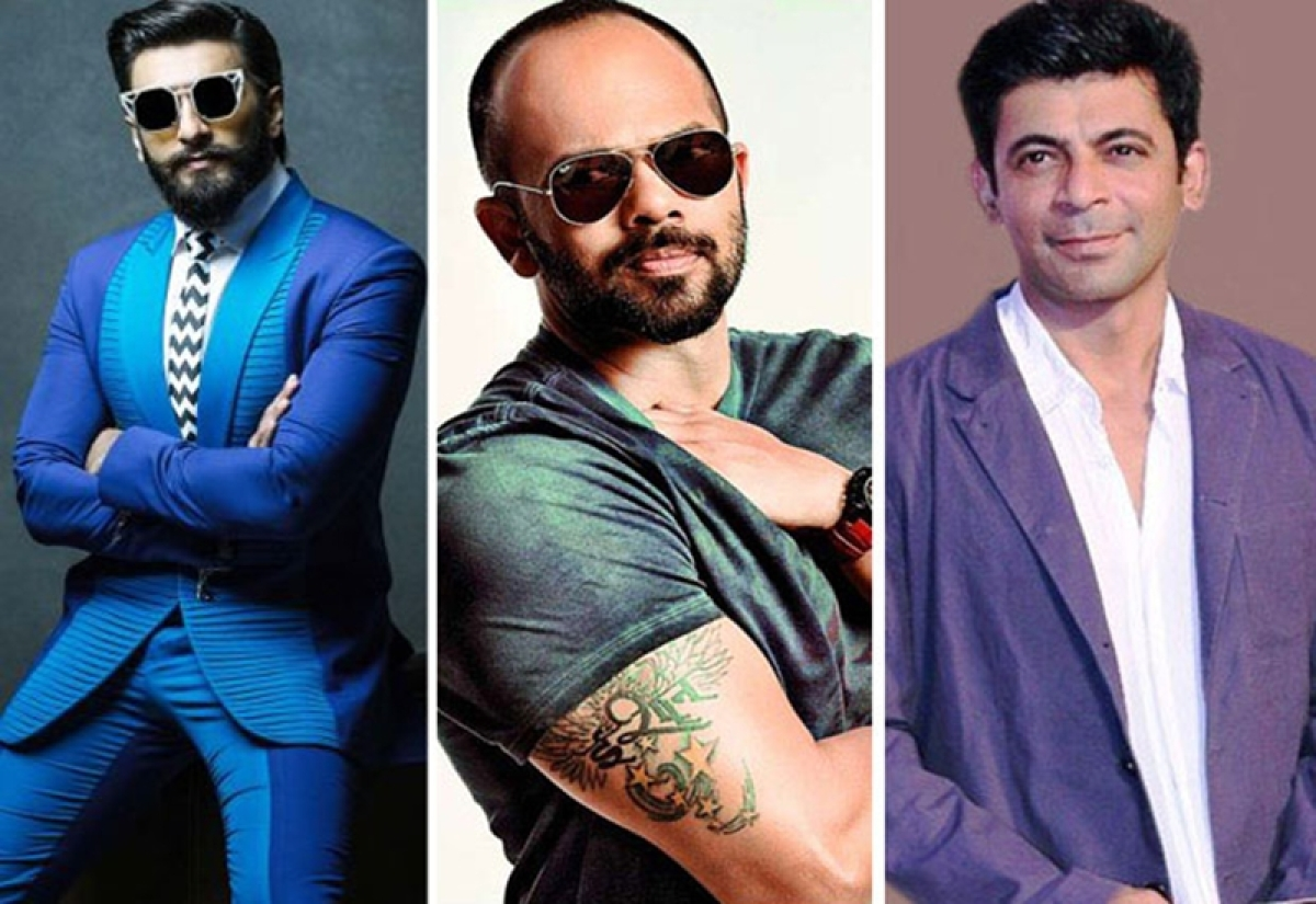 'Simmba' actor Ranveer Singh and director Rohit Shetty to be the first guests of Sunil Grover's show