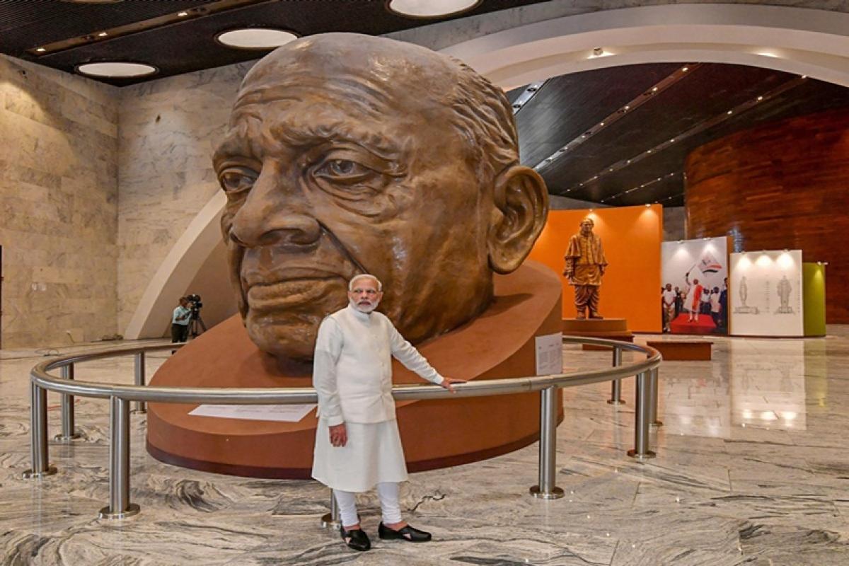 Statue of Unity: Sardar Vallabhbhai Patel gets his due