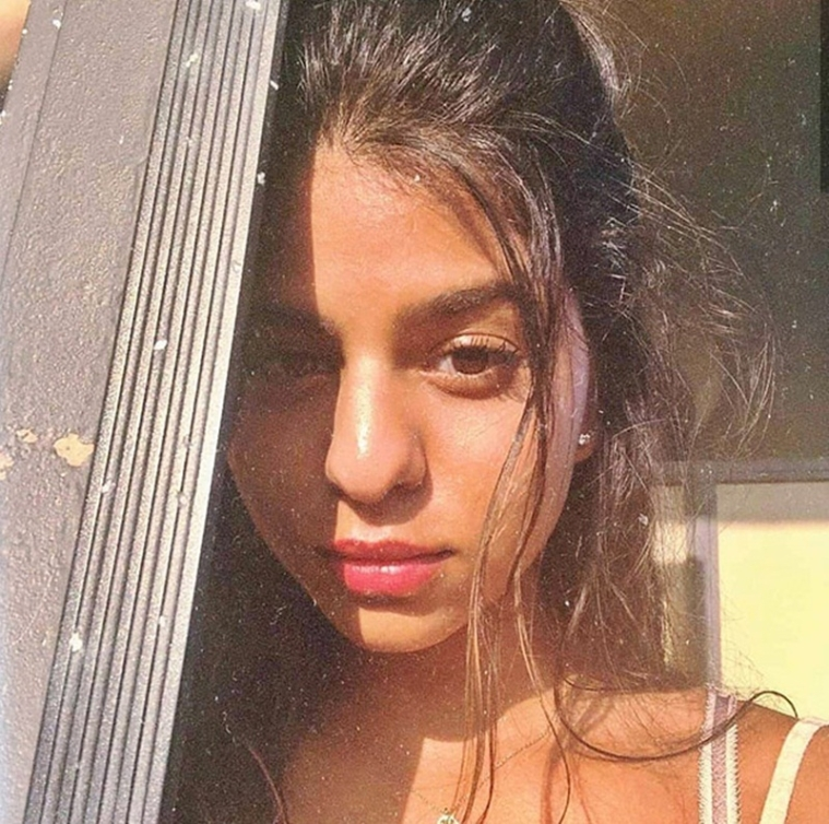 Suhana Khan has a 'special' someone on her phone wallpaper; we bet you know him