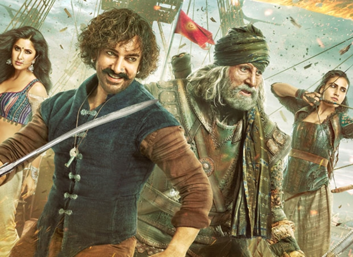 This is how much 'Thugs Of Hindostan'is expected to earn on Day 1