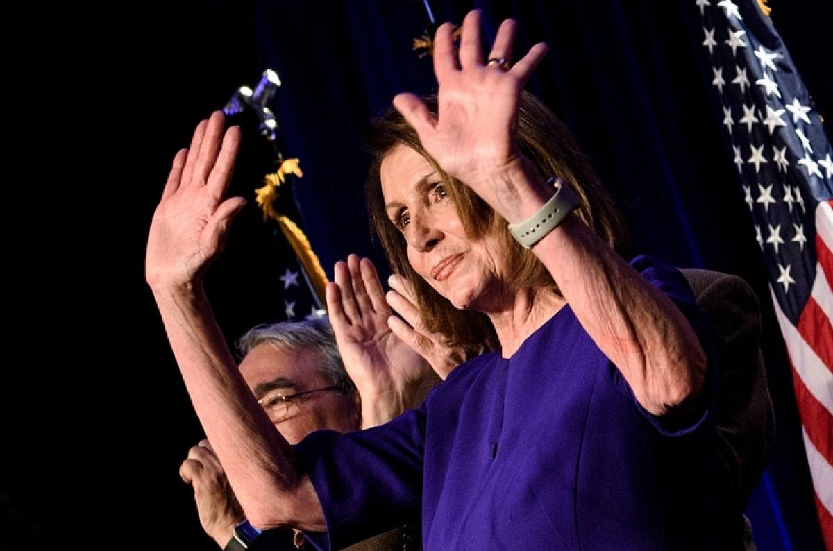 US midterm elections: Democrats take control of House of Representatives, Republican retains Senate