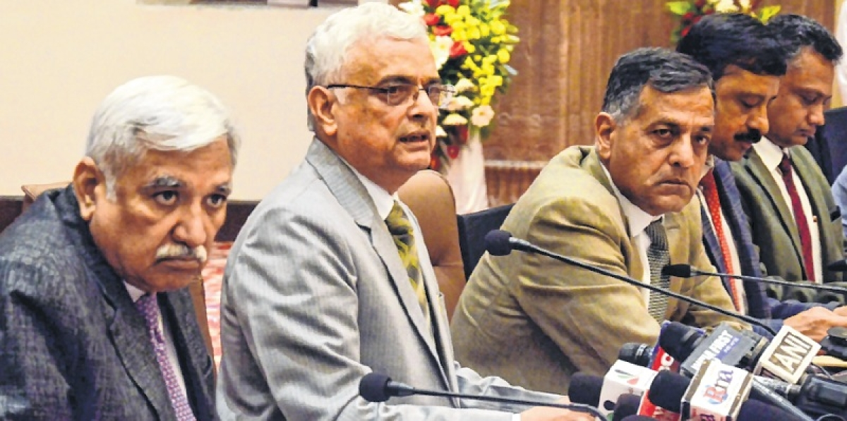 Huge cash recovery in MP, a major worry: CEC Rawat