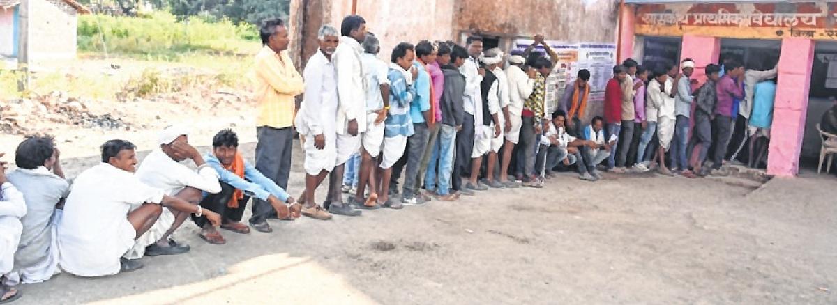 Madhya Pradesh Assembly Polls 2018: in Malwa-Nimar good Vote Show