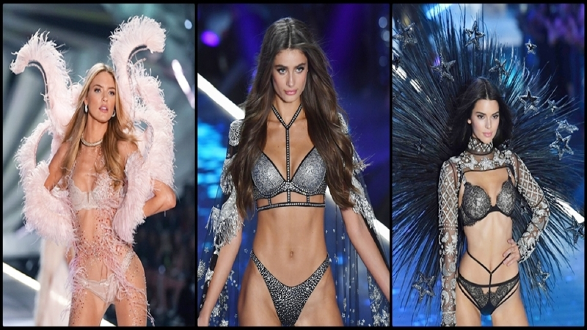 Victoria's Secret Fashion Show 2018: Kendall Jenner, Gigi Hadid and others dazzle on the runway