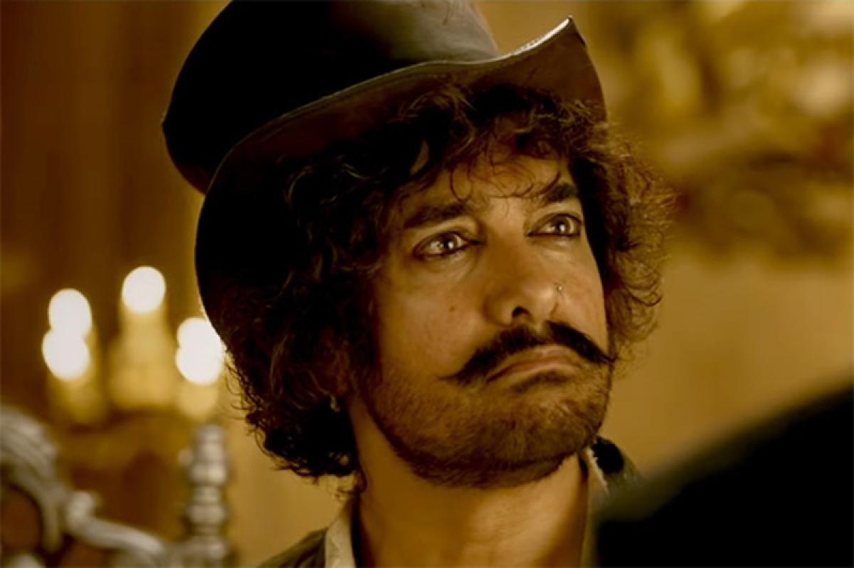 Aamir Khan's 'Thugs Of Hindostan' character takes over Google Maps this Diwali!