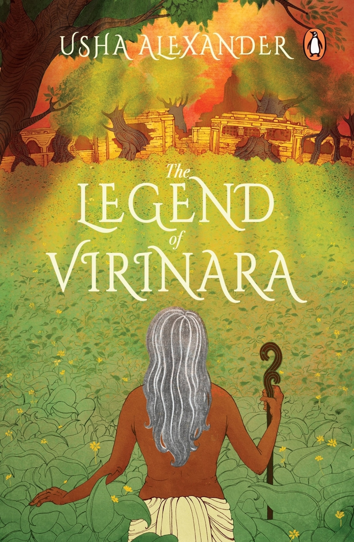 The Legend of Virinara by Usha Alexander: Review
