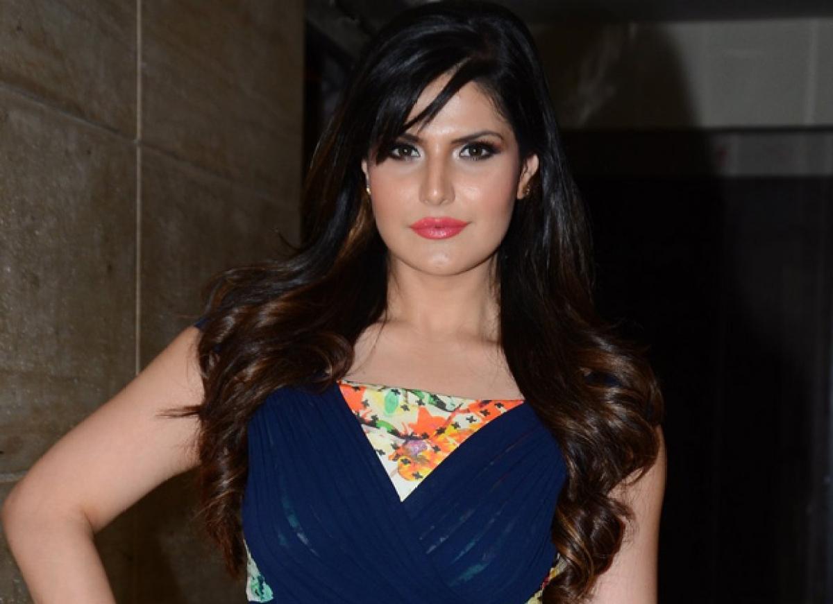 Pathankot: Zareen Khan reveals details of her forthcoming Punjabi film