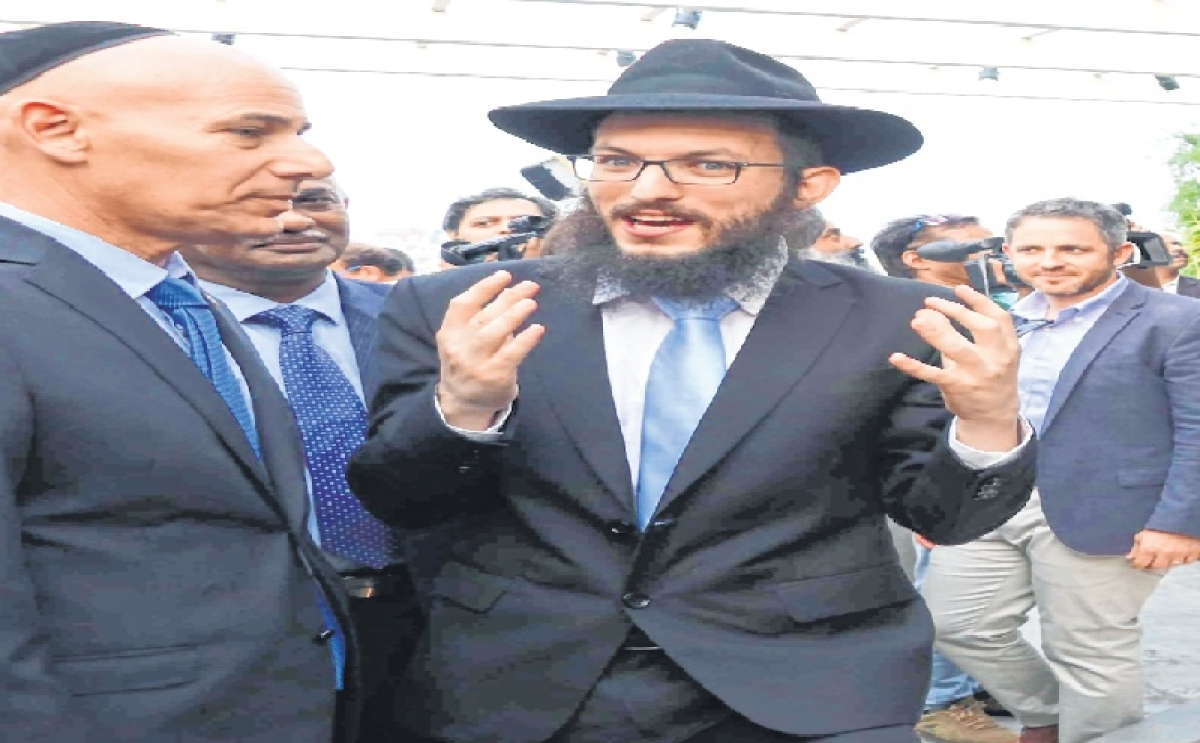 10 years of 26/11: Chabad House building is now 'Nariman Light House'
