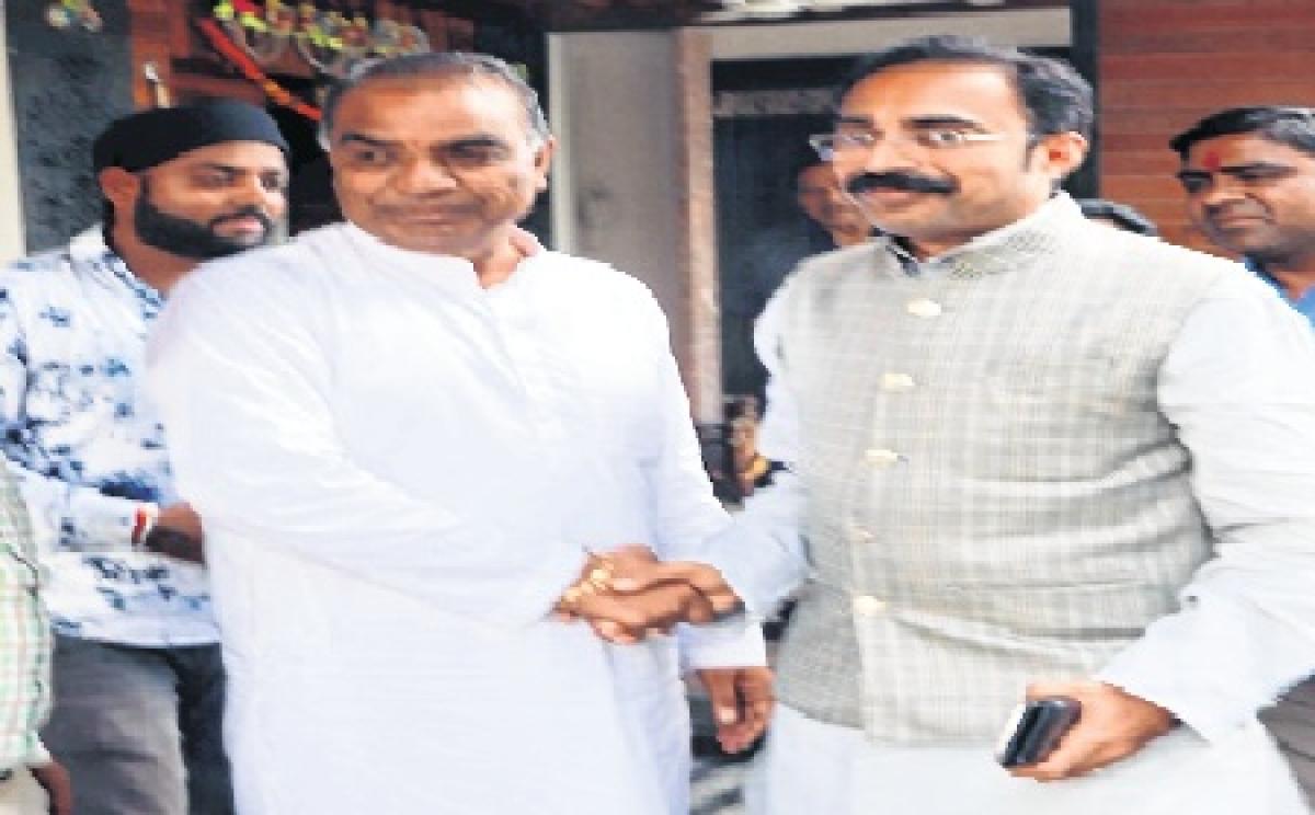 Madhya Pradesh Assembly polls 2018: Sanjay Singh Masani's constituency knowledge floors all