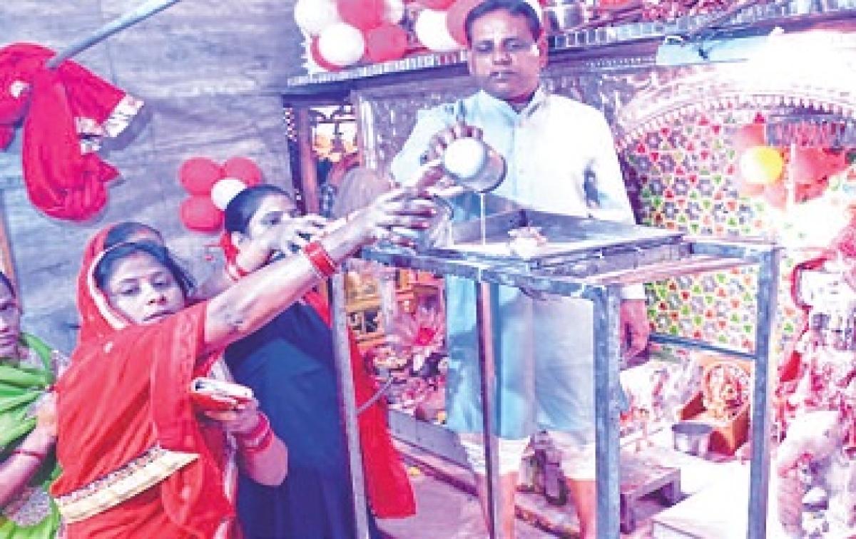 Ujjain: Diwali celebrated with fervour