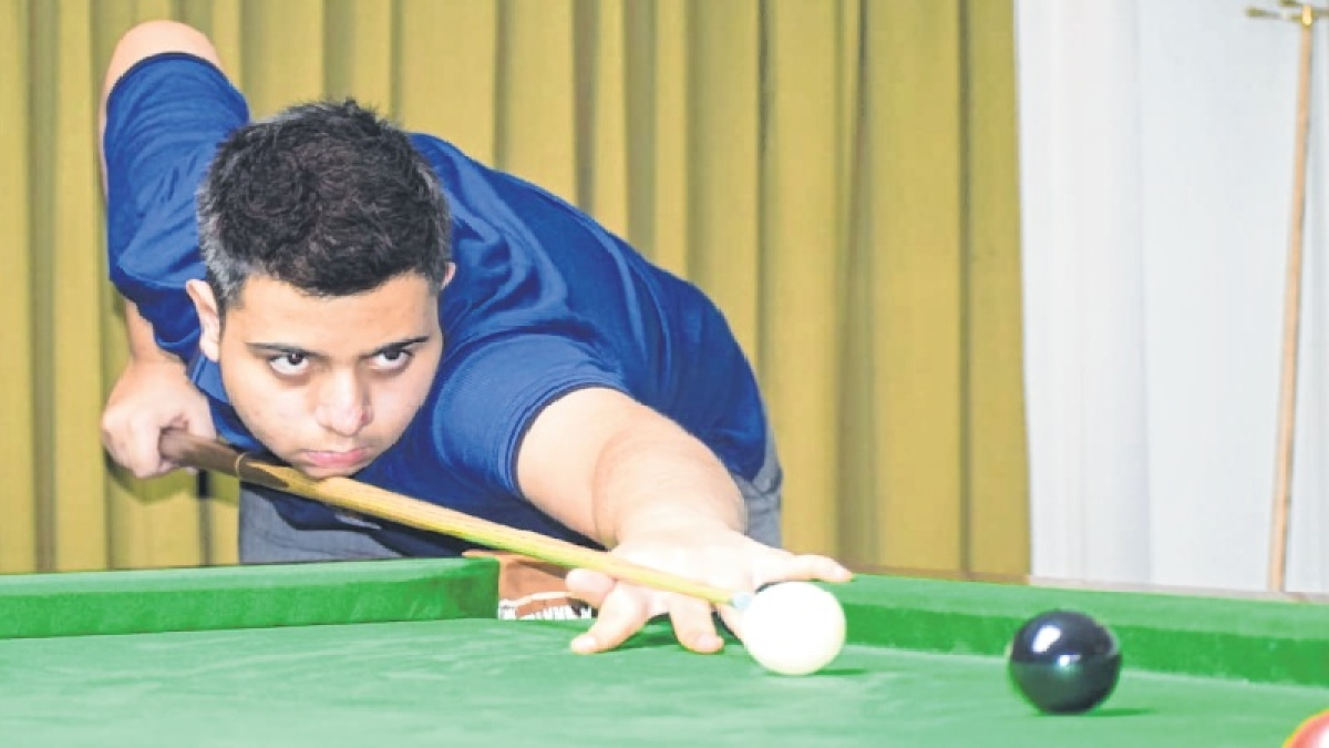 Snooker: CCI's Pherwani and Ootam record two consecutive victories