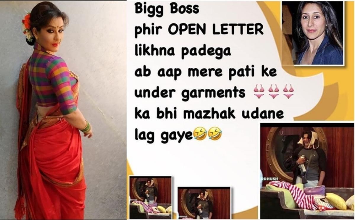 Shilpa Shinde yet again mocks Karanvir Bohra's Wife Teejay Sidhu, faces backlash from fans