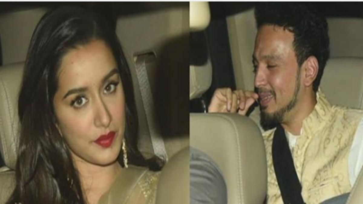 OK Jaanu? Shraddha Kapoor makes her first public appearance with rumoured boyfriend Rohan Shrestha