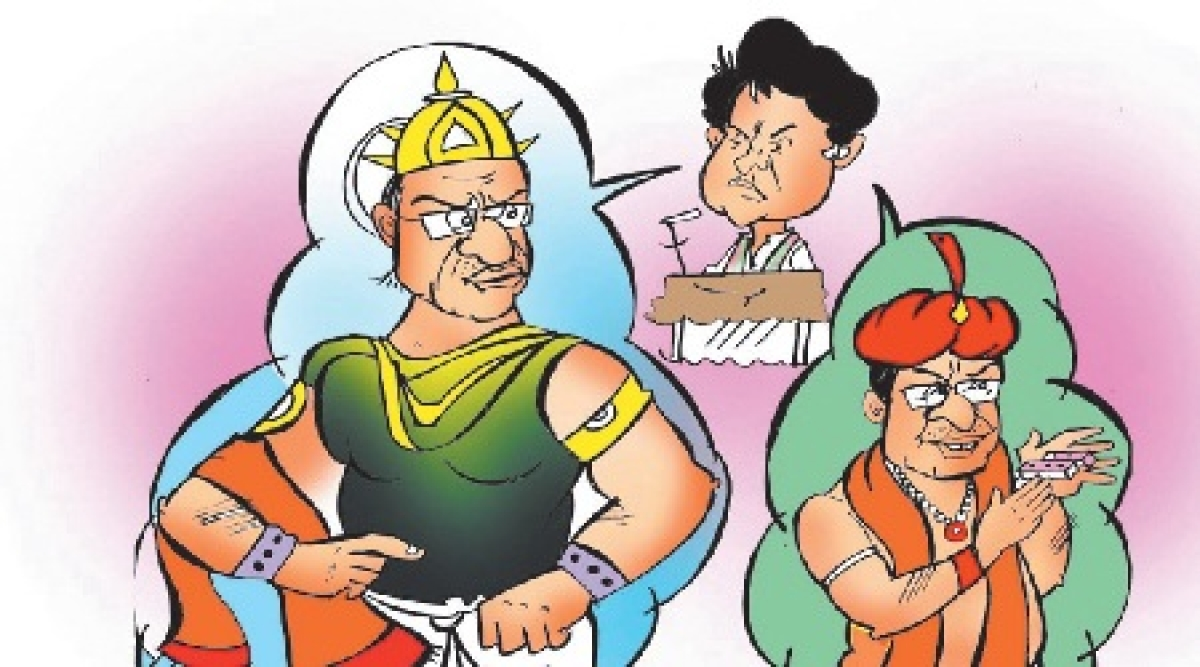 Madhya Pradesh Assembly Polls 2018:  Jyotiraditya Scindia compares 'Mama' with Kansa, Shakuni