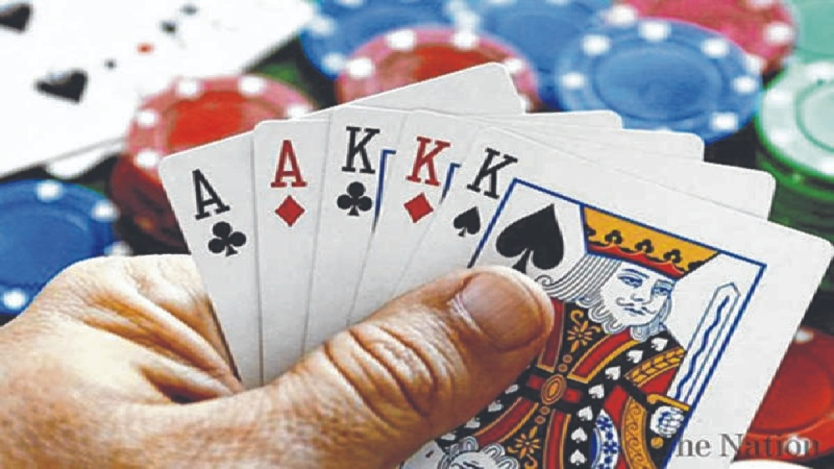 Mumbai: Gambling den busted in Dongri, 34 held