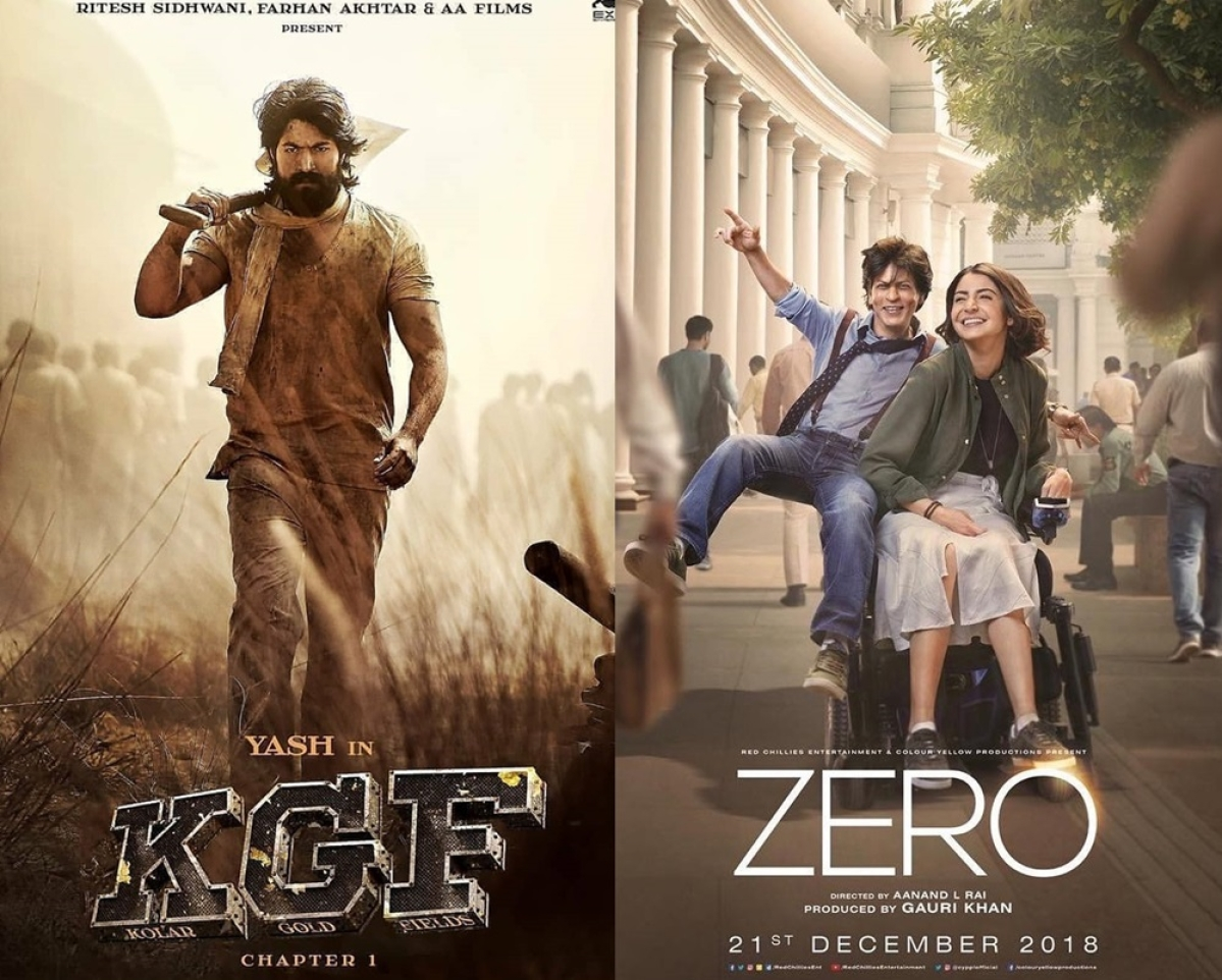Enough space for Shah Rukh Khan's 'Zero', 'KGF' to survive, says Kannada actor Yash