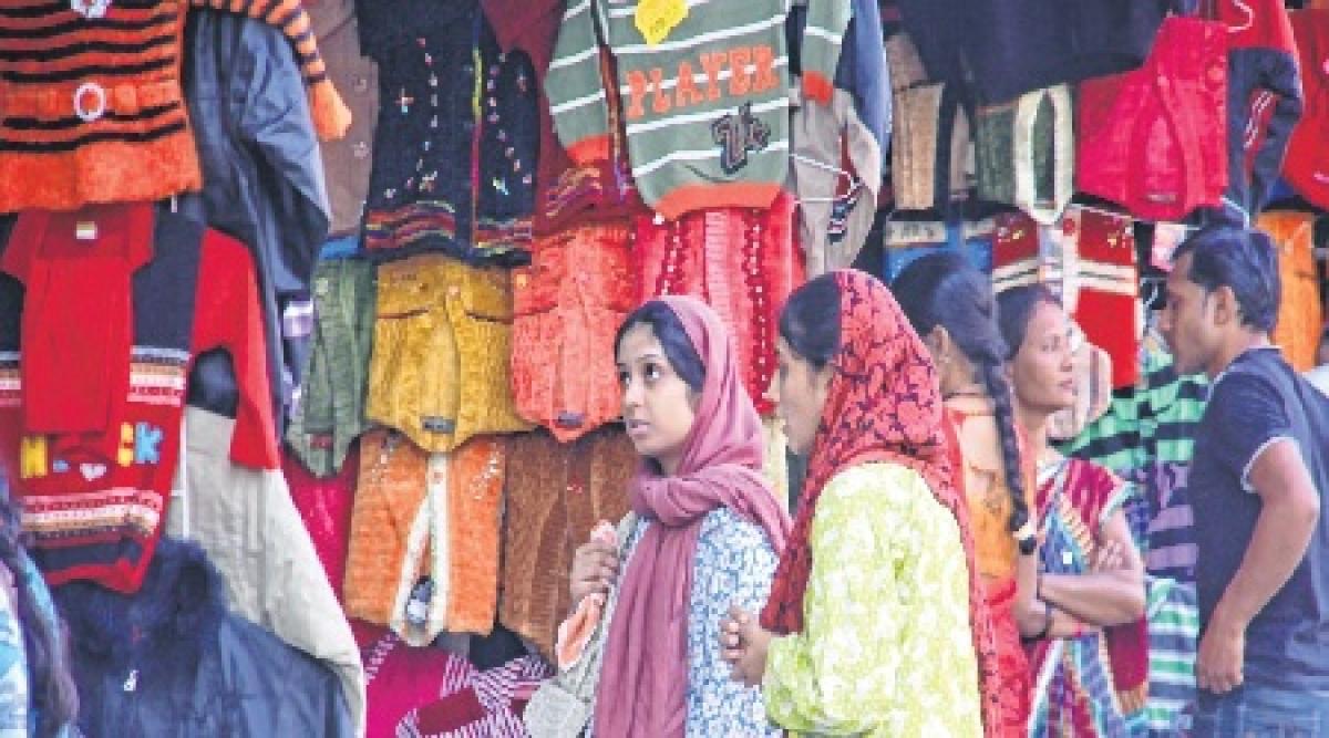 Indore: City under wraps