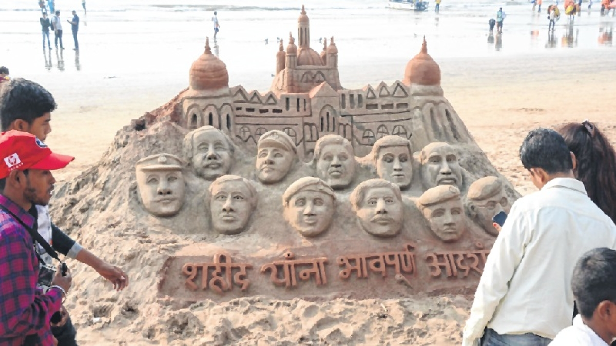 10 years of 26/11: Max City remembers its valiant heroes