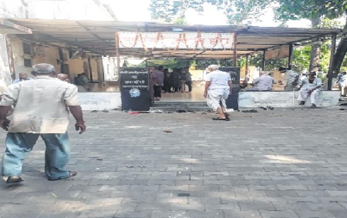 Bhopal: Nostalgia, fervour mark Diwali celebration at old age home