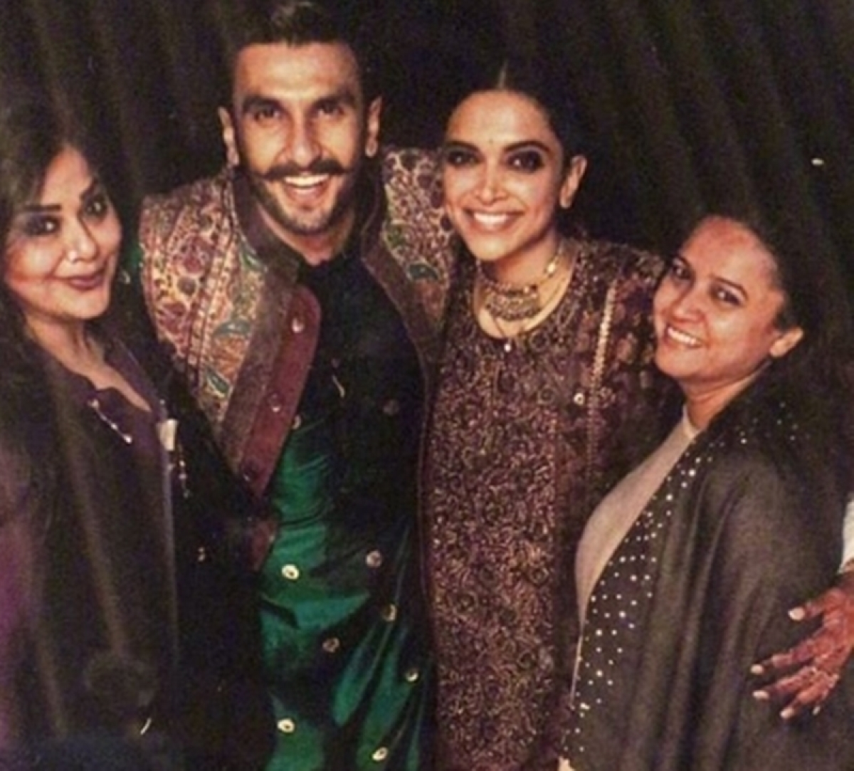 Forget Deepika, its Ranveer's groom glow in this unseen picture that makes him the happiest 'Dulha' on earth