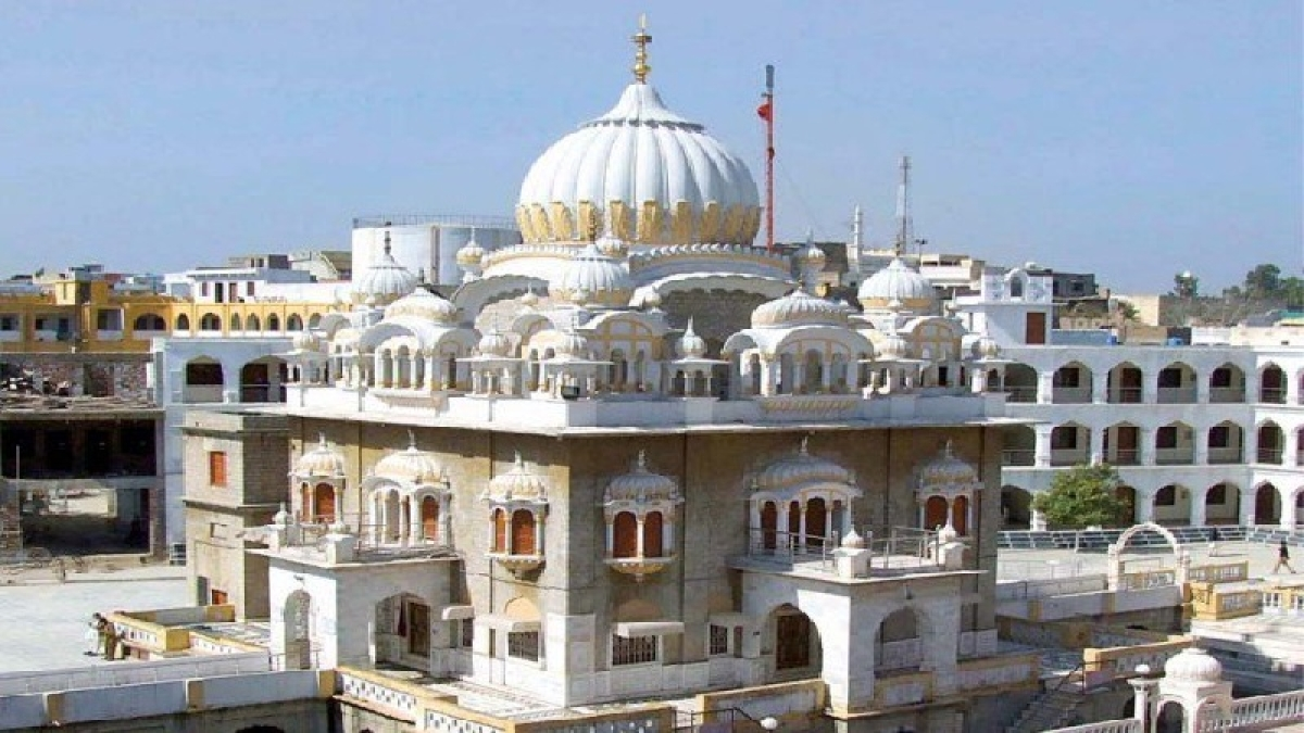 Nankana Sahib Gurdwara