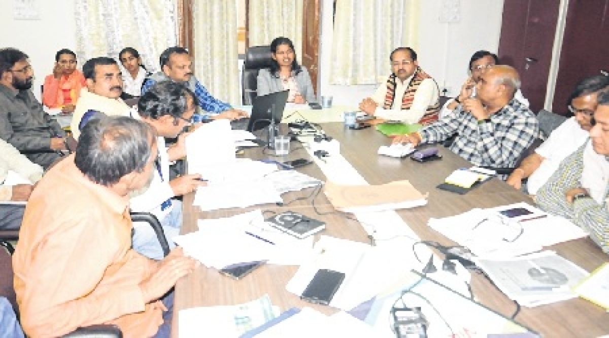 Ujjain: Smart City project works reviewed