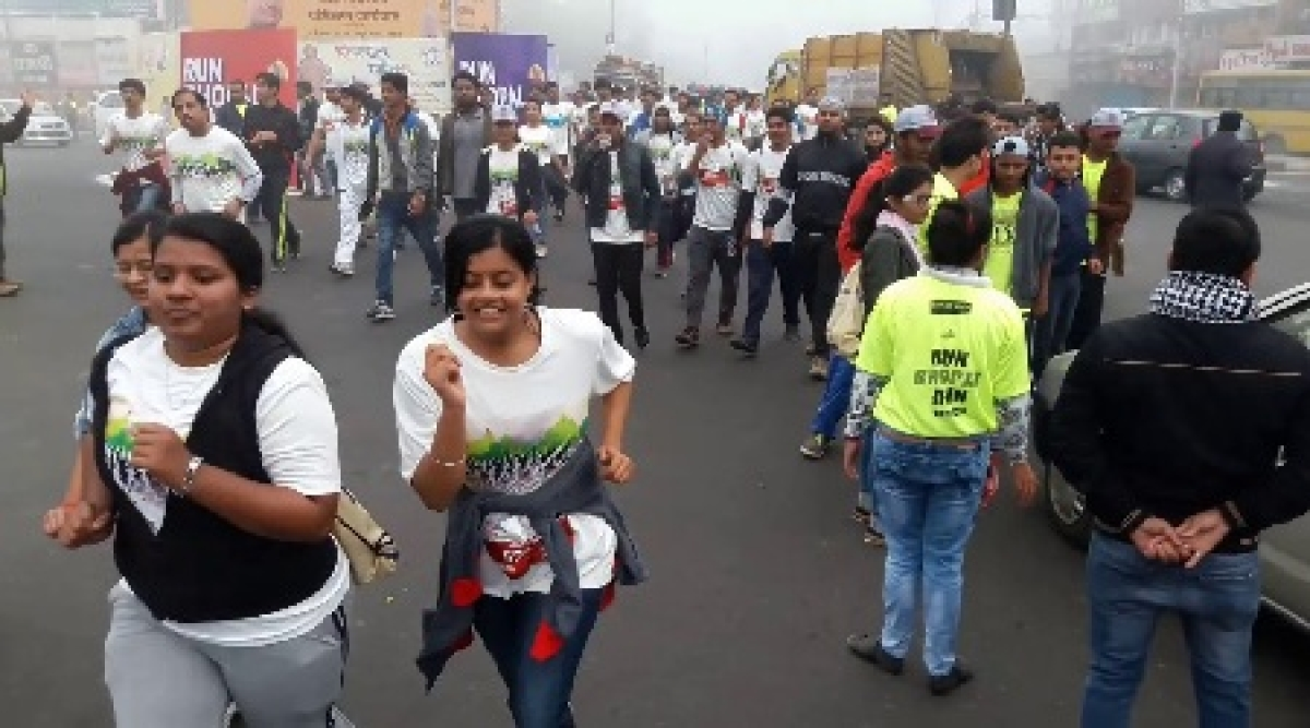 Bhopal: Run Bhopal Run is like dancing on the graves of Gas victims