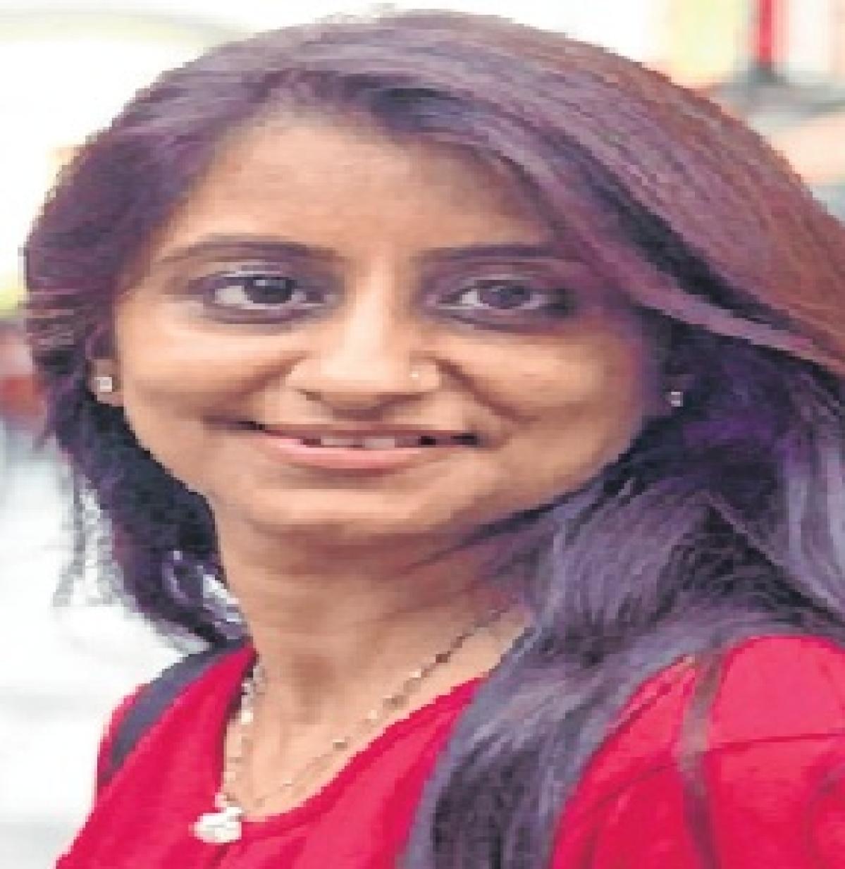 Rashmi Acharya, artist