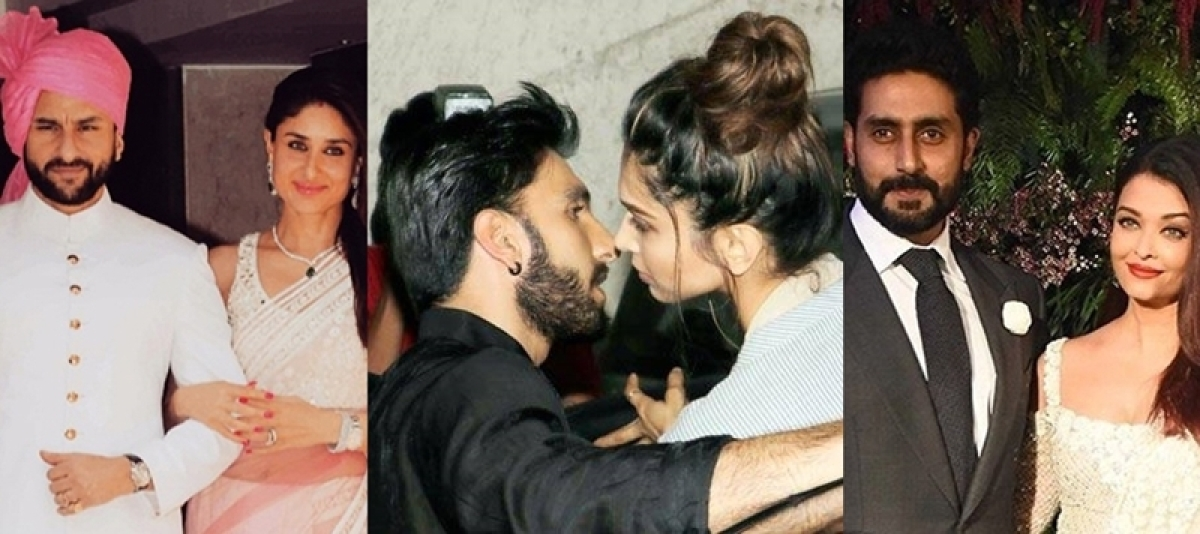 Other than Deepika-Ranveer, these 7 Bollywood couples also married their co-star