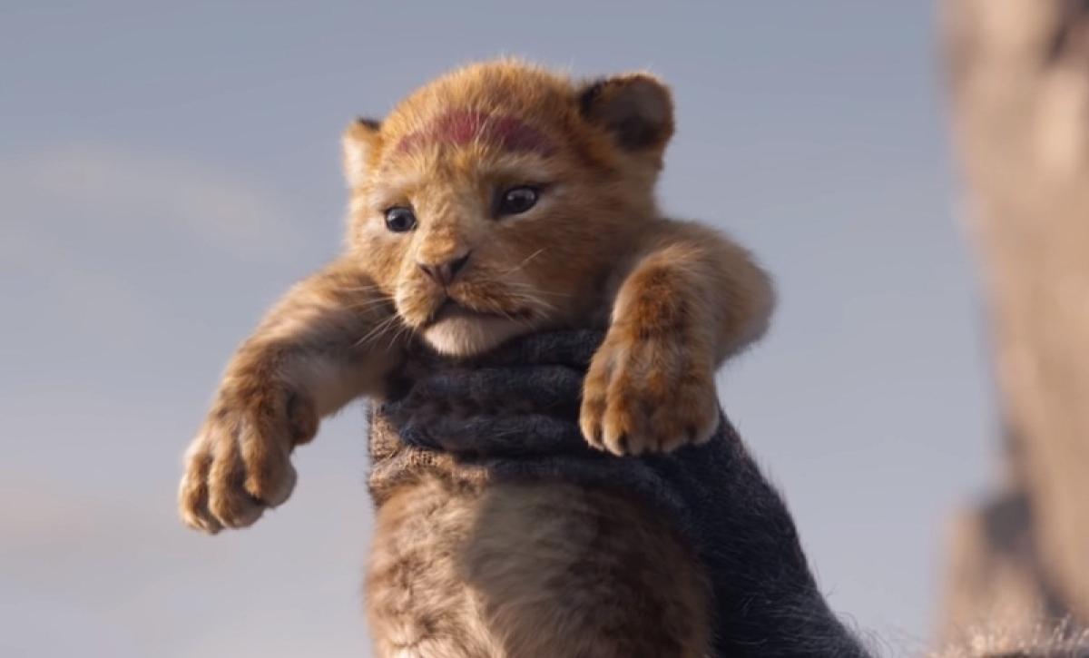 Full-length trailer for Disney's live-action 'Lion King' out!
