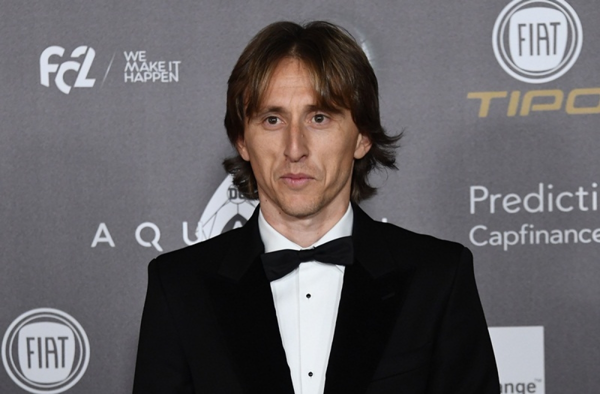 Croatia's Luka Modric wins Ballon d'Or 2018, ends dominance of Lionel Messi and Cristiano Ronaldo