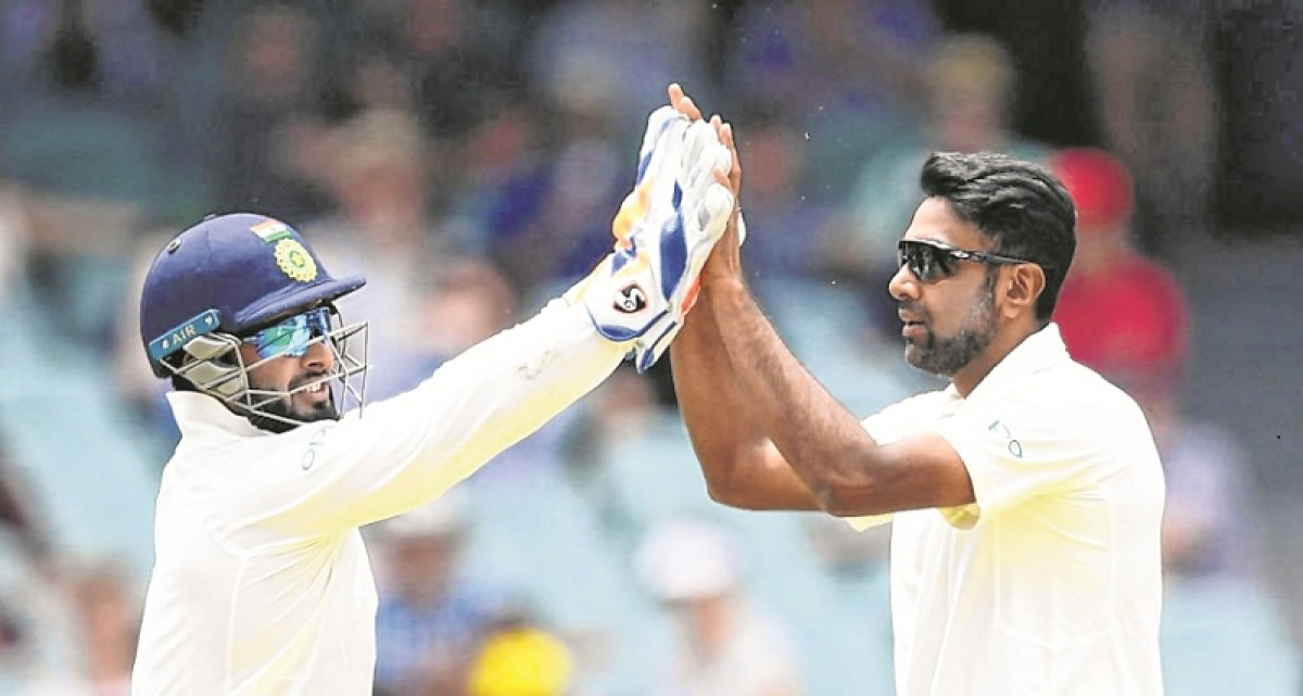 Ashwin feels contest is still neck-and-neck