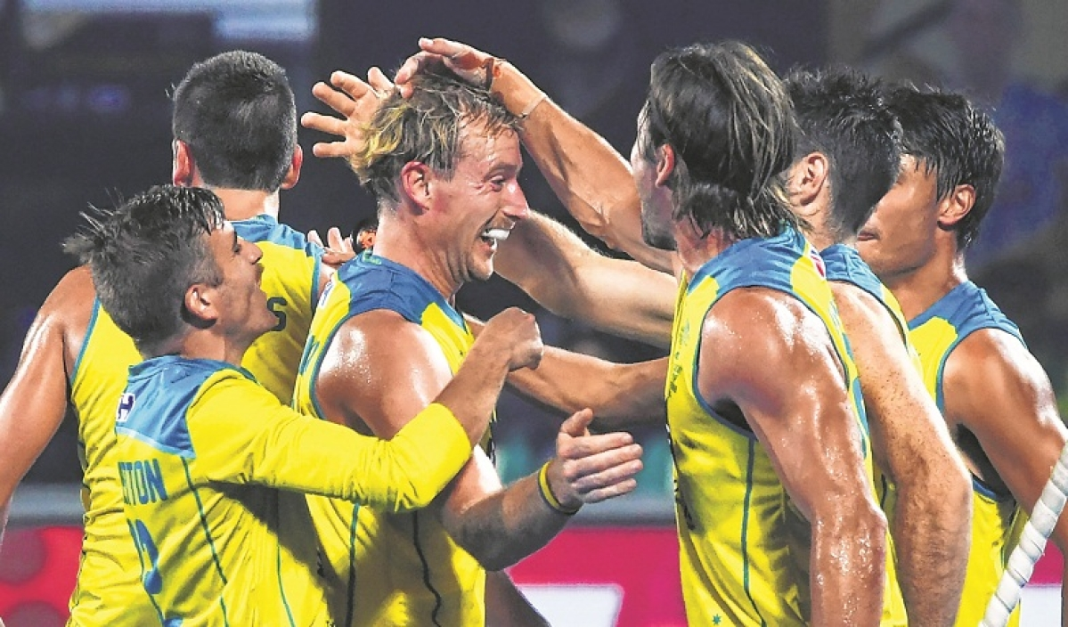 Men's hockey World Cup: Australia put end  to French dream