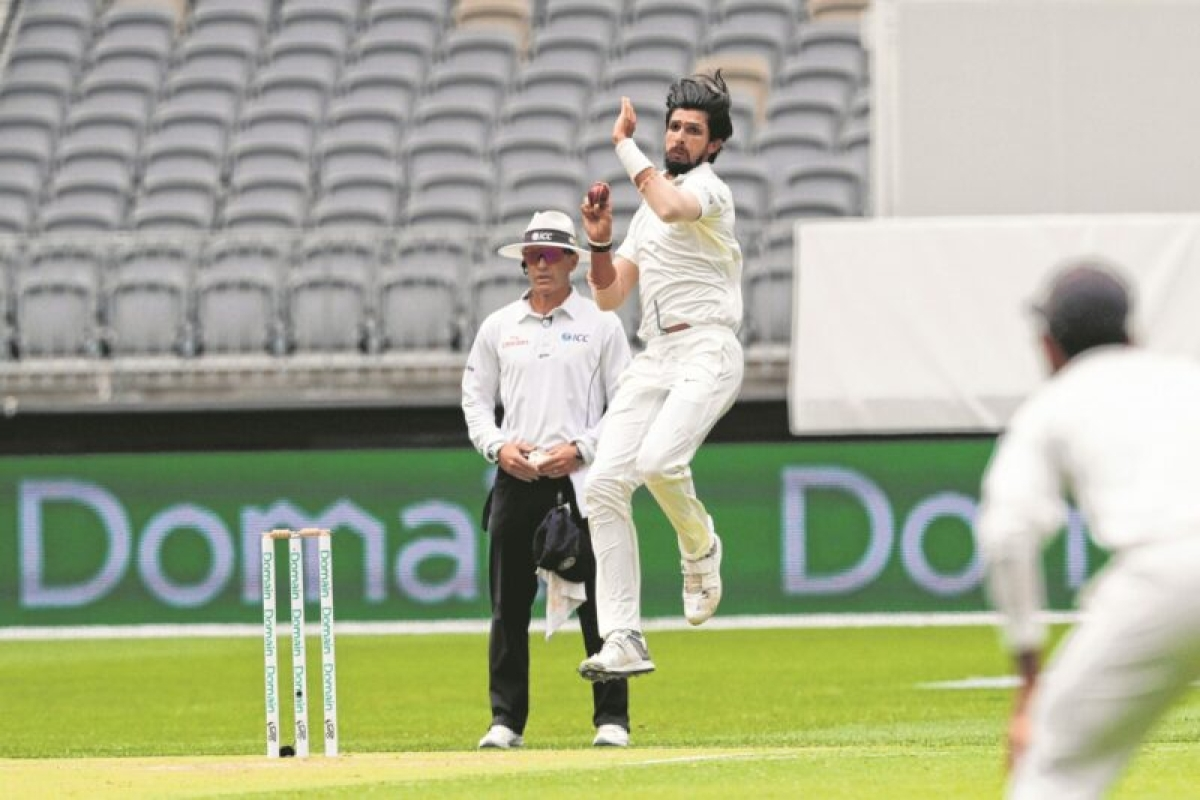 Ishant Sharma biggest surprise in World Cup stand-by list for India