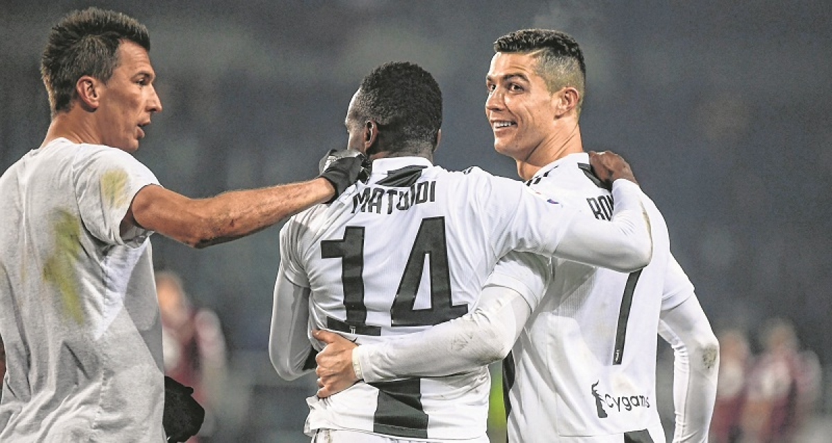 Champions League: Juve's bidding to finish on top